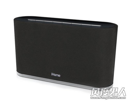 iHome新款支持AirPlay音箱—iW2